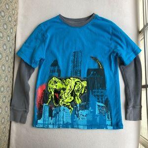 "Circo Boys' ""T-Rex"" Shirt"